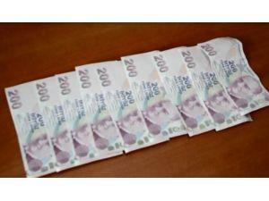 Sahte 200 Lira Bozdurmaya Kalkınca Yakayı Ele Verdi