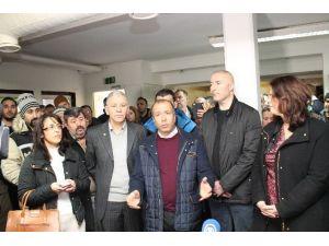 İsveç'te Türk Ve Kürt Derneklerinden Teröre Ortak Lanet