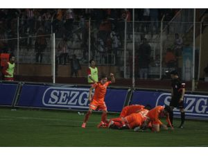 Adanaspor: 1 - Balıkesirspor: 0