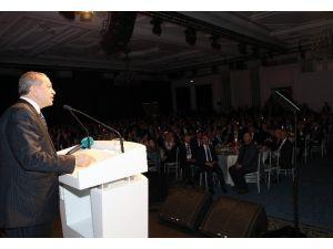 """Cumhurbaşkanı Erdoğan, """"UNESCO Gastronomi Kenti: Gaziantep"""" Programına Katıldı"""