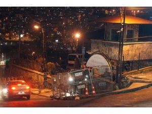 Polis merkezine saldırı girişimi: Bir saldırgan vuruldu