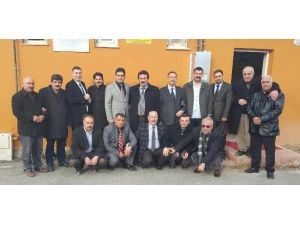 CHP Van İl Başkanı Kurukçu'dan Muhtarlara Ziyaret