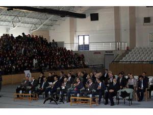 """""""Sporda Ahlak Ve Kötü Alışkanlıklardan Korunma Semineri"""" Verildi"""
