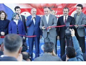 52 Yataklı Elmalı Devlet Hastanesi'nin Açılışı Gerçekleşti