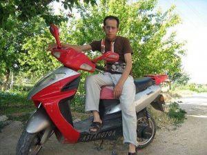 Minibüsün Çarptığı Motosiklet Sürücüsü Öldü