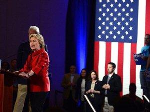 ABD'deki ön seçimlerde Clinton ve Trump önde