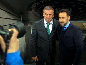 Hamzaoğlu, Fenerbahçe'nin 4 Puanını Aldı