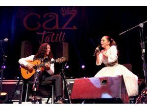 Tomatito Konserinde Sertab Erener Sürprizi