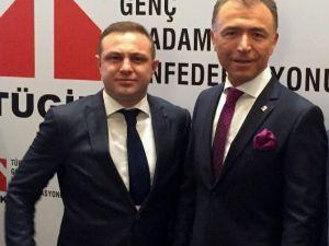 Yegiad Yeni Başkanını Seçti
