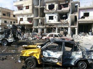 Humus'ta Çifte Bombalı Saldırı: 46 Ölü