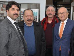 Brüksel'deki Emirdağlılar'dan Eskişehir'e Akülü Sandalye