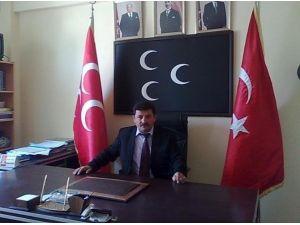 MHP İl Başkanından Bahçeli'ye Tepki