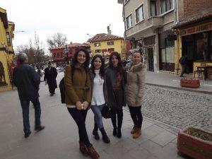 Bursa'dan Gelen Öğretmenler Odunpazarı'na Hayran Kaldı