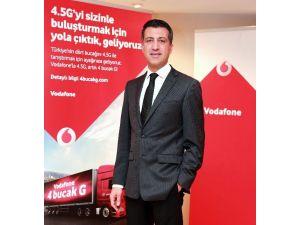 """Vodafone Türkiye Ceo'su Öğüt: """"Daha İyi Bir Gelecek Mobille Mümkün Olacak"""""""