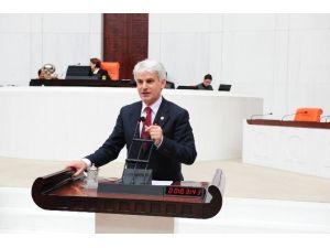 AK Parti Bursa Milletvekili Şahin Terör Saldırılarını Kınadı