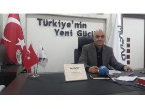 MÜSİAD Mardin Şube Başkanından Yatırım Çağrısı