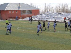 Elbakspor Spor Tatvan Gençlerbirliği Sporu 3-0 Yendi