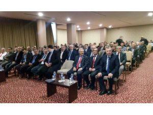 Türk Büro-Sen'in İç Anadolu Bölge Toplantısı yapıldı