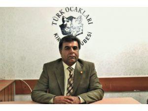Türk Ocakları'nda Süleyman Doğan güven tazeledi