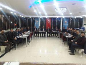 Eğitim Bir-sen Genişletilmiş Yönetim Kurulu Toplantısı Yapıldı