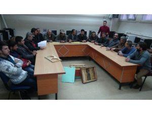 Doğanşehir'de Arıcılık Kursu Açıldı