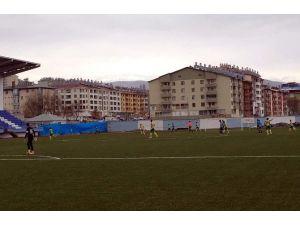 Ovacık Belediye Ulaşspor: 0- Adıyaman 1954 Spor: 5
