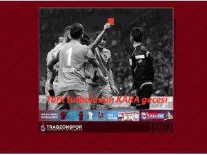 Trabzonspor Salih Dursun Fotoğrafını Resmi Sitesine Karartarak Koydu