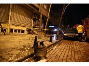 Bayrampaşa'da korkutan patlama