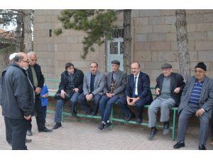 Başkan Gülcüoğlu Mahalle Ziyaretlerine Devam Ediyor