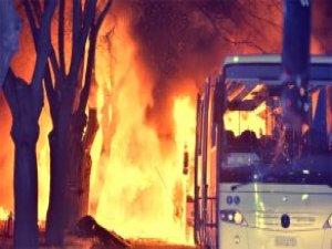 Ankara'daki Hain Saldırıyla İlgili 14 Kişi Tutuklandı
