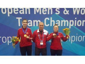 Bengisu Erçetin Ve Zehra Erdem Avrupa Şampiyonu Oldu