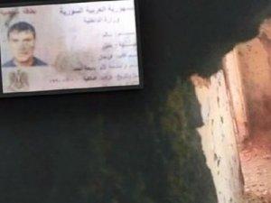 Sur'da öldürülen terörist Muhaberat ajanı
