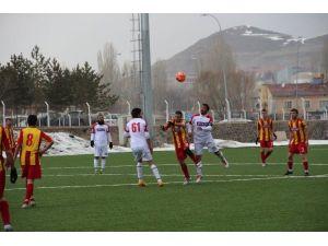 25 Martspor, Pasinler Deplasmanından Eli Boş Döndü