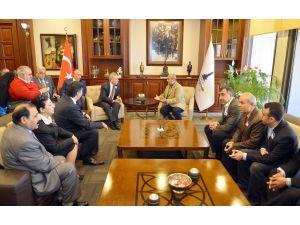 Kocaoğlu: Diyarbakır'a gitmeyi siyasi partilerin il başkanları organize etmeli
