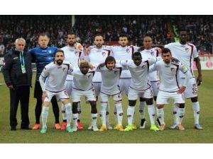 Elazığspor 9 Hafta Sonra Yenilgiyle Tanıştı