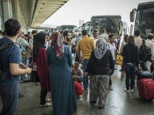 Türkiye'de 2,7 milyon kişi göç etti