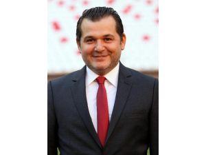 """Ceylan: """"Sivasspor Maçında Hedef Mutlak 3 Puan"""""""