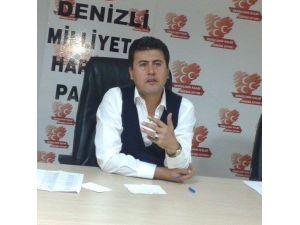 MHP'de Görevden Alınan Denizli Teşkilatı'na Pamukkale İlçe Teşkilatı'ndan Destek