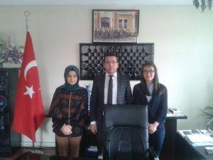 Anadolu Lisesi'nde 'Meslekte Bir Gün' Projesi