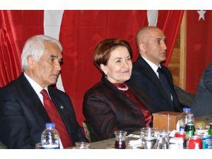 Akademisyenler Akşener'e Destek Verdi