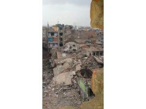PKK'nın Sözde Ana Karargahı Yerle Bir Edildi