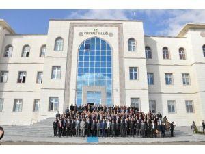 Kırıkkale Valiliği Artık Yeni Hizmet Binasına Taşındı