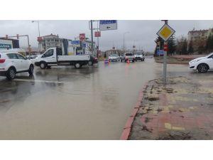 Elazığ'da yağmur etkili oluyor