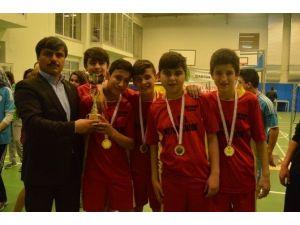 Badminton Şampiyonası Tamamlandı