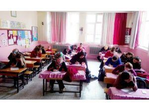 Veliler Sınavda Ter Döktü