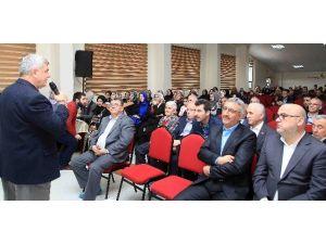 """Başkan Karaosmanoğlu, """"Fırsatlar Artıkça Fedakarlıklar Azalmamalıdır''"""