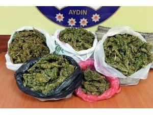 Aydın'da 3 Kilo Uyuşturucu Ele Geçirildi