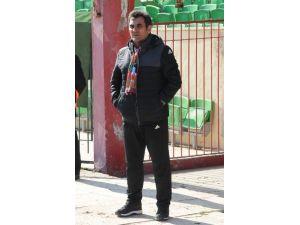 Diyarbekirspor'da Sancaktepe Hazırlıkları