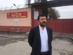 Veli Ağbaba, tutuklu Malatyalı işadamlarının cezaevi notlarını paylaştı