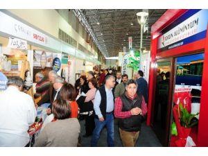 Adana İnşaat Fuarı'nı 37 Bin 500 Kişi Ziyaret Etti